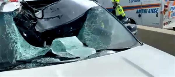 天降飞轮马路杀手!安省警方提醒市民这两个季节要特别注意交通安全10