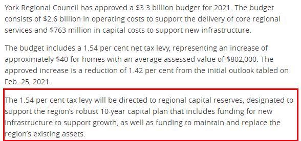 全民发钱4月19日见分晓!多伦多市地税将上涨2.2%!约克区地税增8