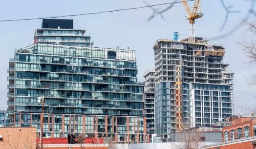 强劲回升!2021年第一季度多伦多市中心公寓销量均价双双上涨!6