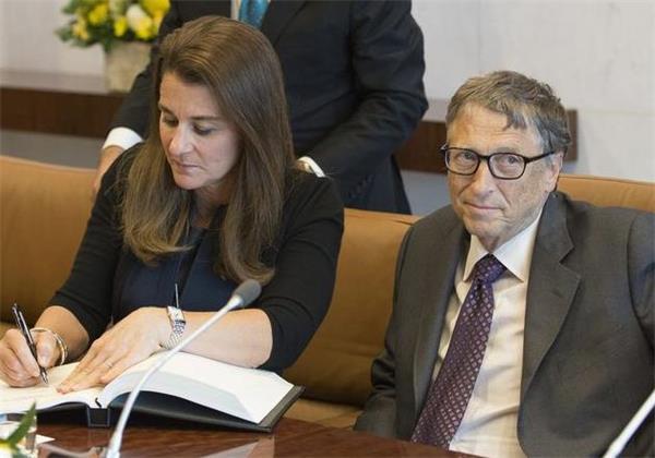 并不那么和平的分手!比尔·盖茨离婚案到底还有多少瓜?1