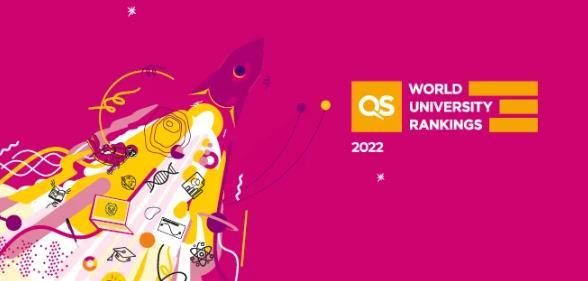 2022年世界大学排行榜出炉!1