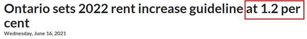 2022年房租新规!CREA预测安省房价将继续上涨 21.8%!2