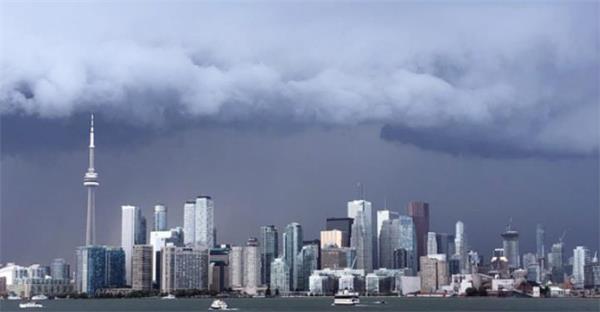 多伦多将遭遇强风暴雨!极端天气房主要这样保护房屋1