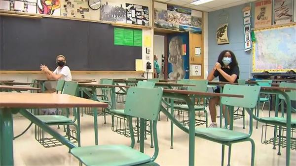 美国开学仅3天就暴发疫情!安省教育局发布9月开学安全指引4