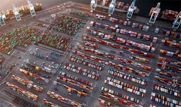 海淘吗?海运价格爆涨!全球港口货轮大堵塞5