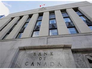 加拿大央行宣布利率0.25%不变!加元、股市大幅下跌