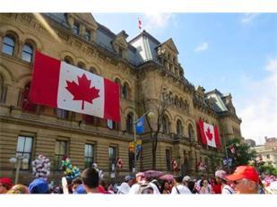 魁省移民大增至5万人!加拿大靠百万移民计划恢复经济!